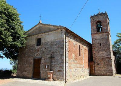 Chiesa dei Santi Quirico e Giulitta
