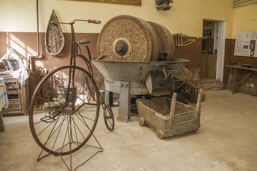 Museo attività agricole di Usigliano