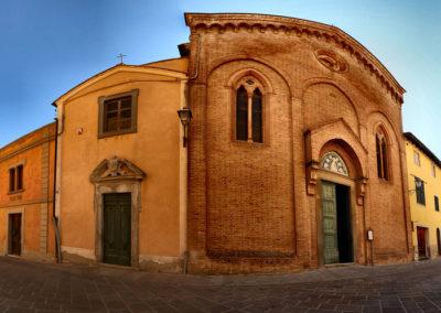 Propositura di San Leonardo e di Santa Maria Assunta