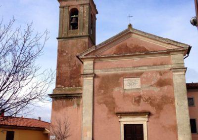 Chiesa di San Bartolomeo a Pastina