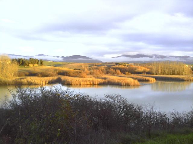 lago santa luce