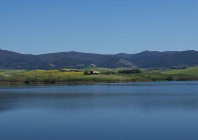 Lago di Santa Luce Riserva Naturale LIPU