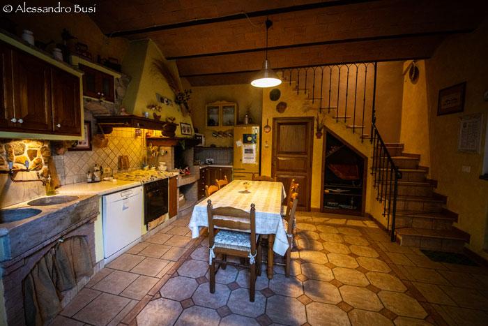 carlos-country-house-cucina